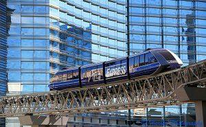 ARIA Express - CityCenter tram