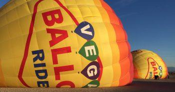 Luchtballonvaart Las Vegas met Vegas Balloon Rides