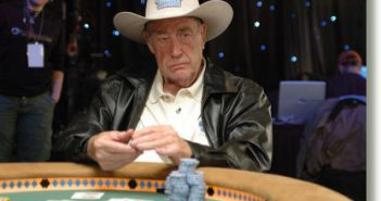 Pokerspeler Doyle Brunson