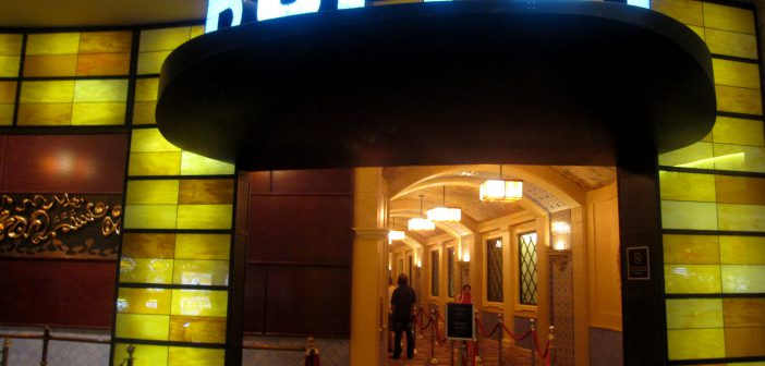 Bellagio buffet Las Vegas