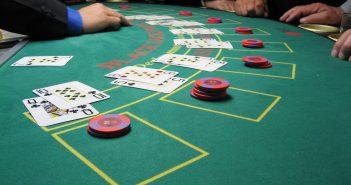 Blackjack spelen in Las Vegas