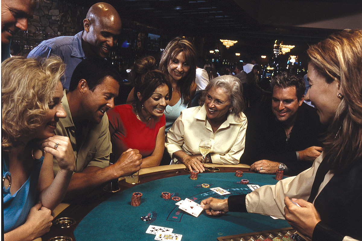 blackjack spielen in las vegas
