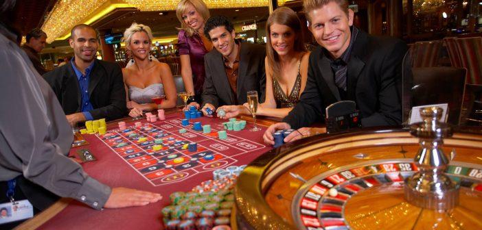 Roulette in Las Vegas