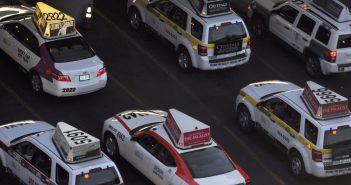 Taxi staking Las Vegas