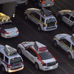 Een taxi nemen in Las Vegas
