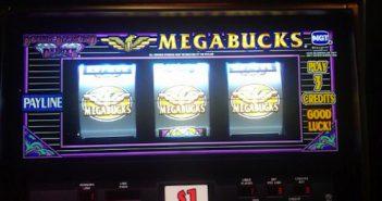 Gokkast jackpot Megabucks