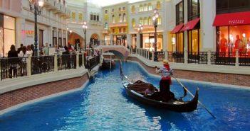 Gondola The Venetian Las Vegas