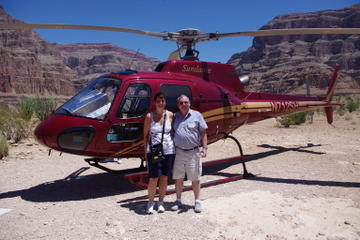 Grand Canyon All American helikoptervlucht Las Vegas