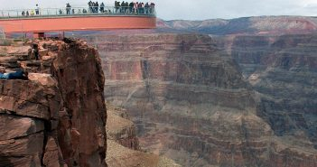 Grand Canyon Skywalk Las Vegas