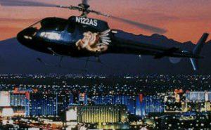 Helikoptervlucht maken Las Vegas Strip
