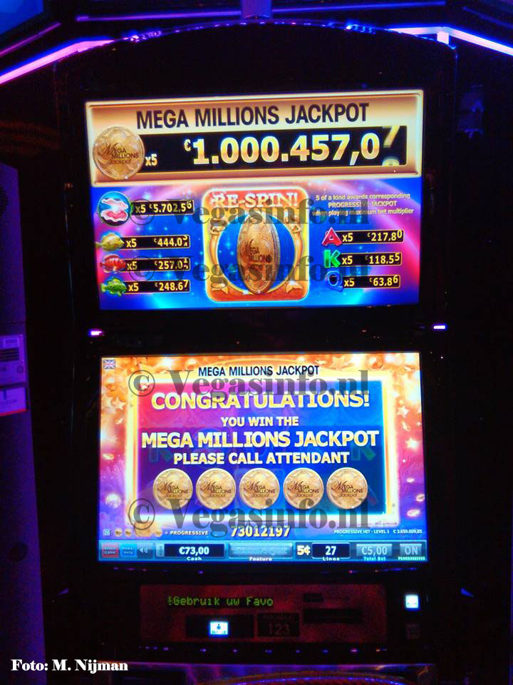 holland casino mega jackpot