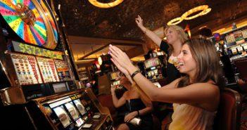 Las Vegas punten sparen