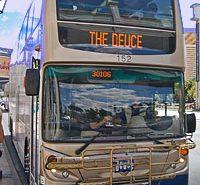 Las Vegas Deuce bus nemen