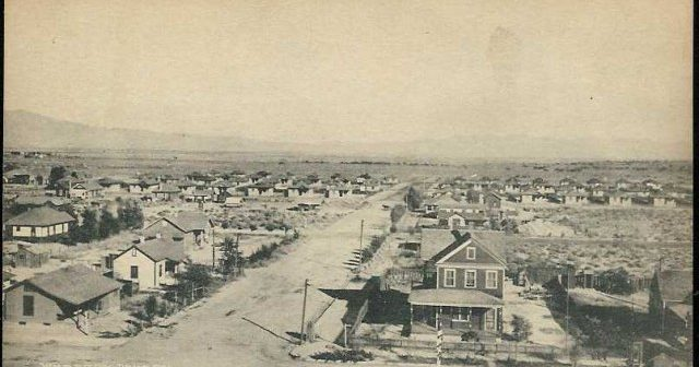 Las Vegas in 1906