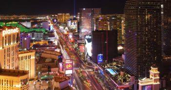 De geweldige Las Vegas Strip