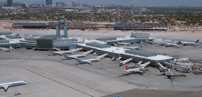 Las Vegas vliegveld McCarran Airport