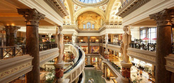 Las Vegas winkelen