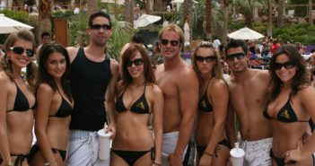 Las Vegas zwembad