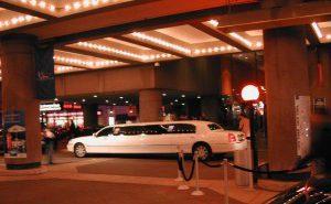 Limousine in Las Vegas