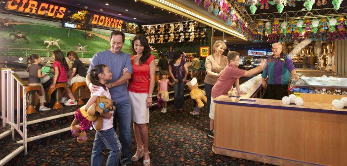 Circus Circus Hotel & Casino Las Vegas - speelhal