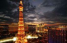 Paris Hotel & Casino Las Vegas - uitzicht