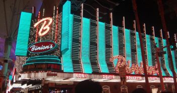 Binion's Casino in Las Vegas