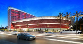 Lucky Dragon Hotel Casino Las Vegas - © EV & A Architects