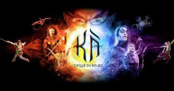 Cirque du Soleil show Ka