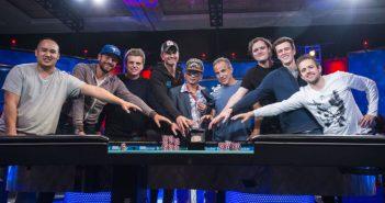 Wereldkampioenschap Poker 2016 - © PokerNews