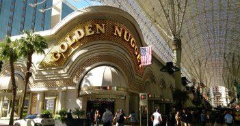 Golden Nugget aan Fremont Street