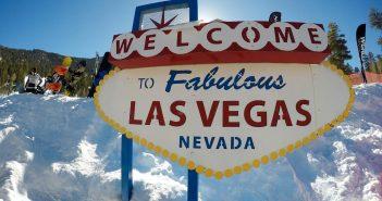 Skien en snowboarden in Las Vegas