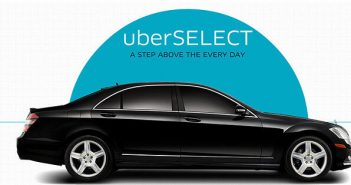 UberSELECT in Las Vegas