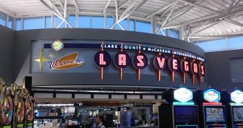 Vliegveld Las Vegas