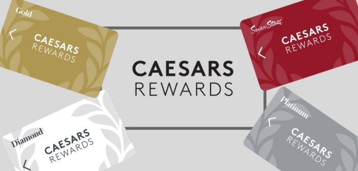 Caesars Rewards - New Players Club Card